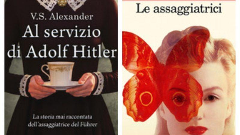 """""""Le assaggiatrici""""  verso """"Al servizio di Adolf Hitler"""""""