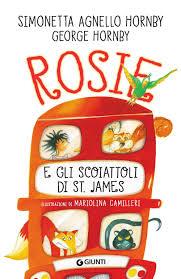 """Recensione di """"Rosie e gli scoiattoli"""" di St. James"""