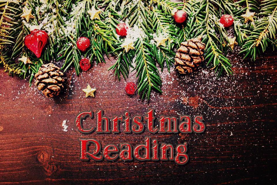 reading christmas