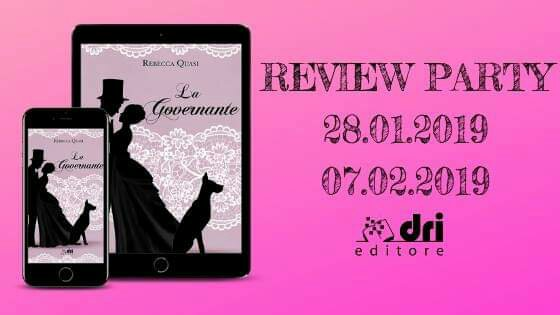 Review party, La Governante di Rebecca Quasi