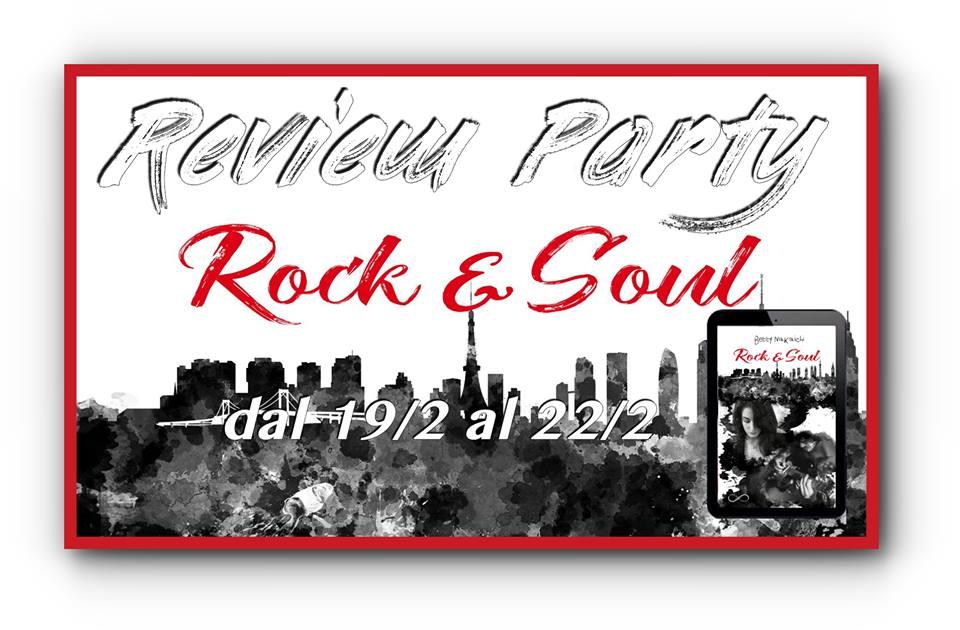 Review party, Rock & Soul di Betty Nakaichi