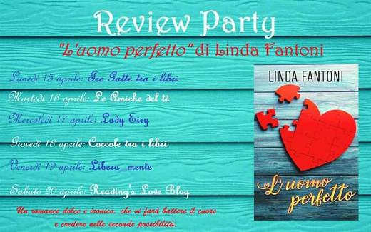 "Review party, ""L`Uomo perfetto"""