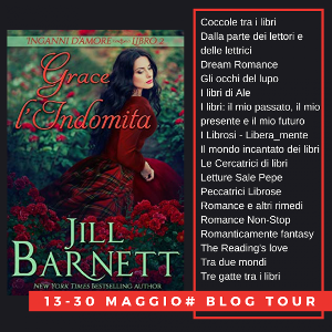 "Blog Tour, ""Grace l'indomita"""