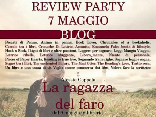 """Review party, """"La ragazza del faro"""""""