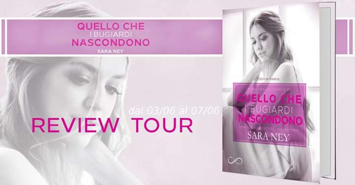 "Review tour, ""Quello che i bugiardi nascondono"""