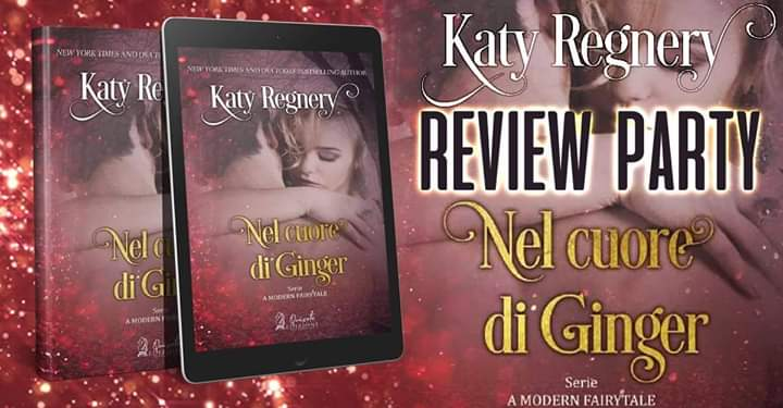 "Review party, ""Nel cuore di Ginger"""