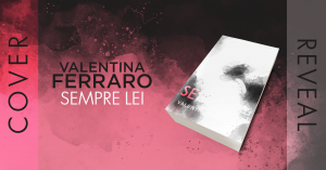 "Cover reveal, ""Sempre lei"""