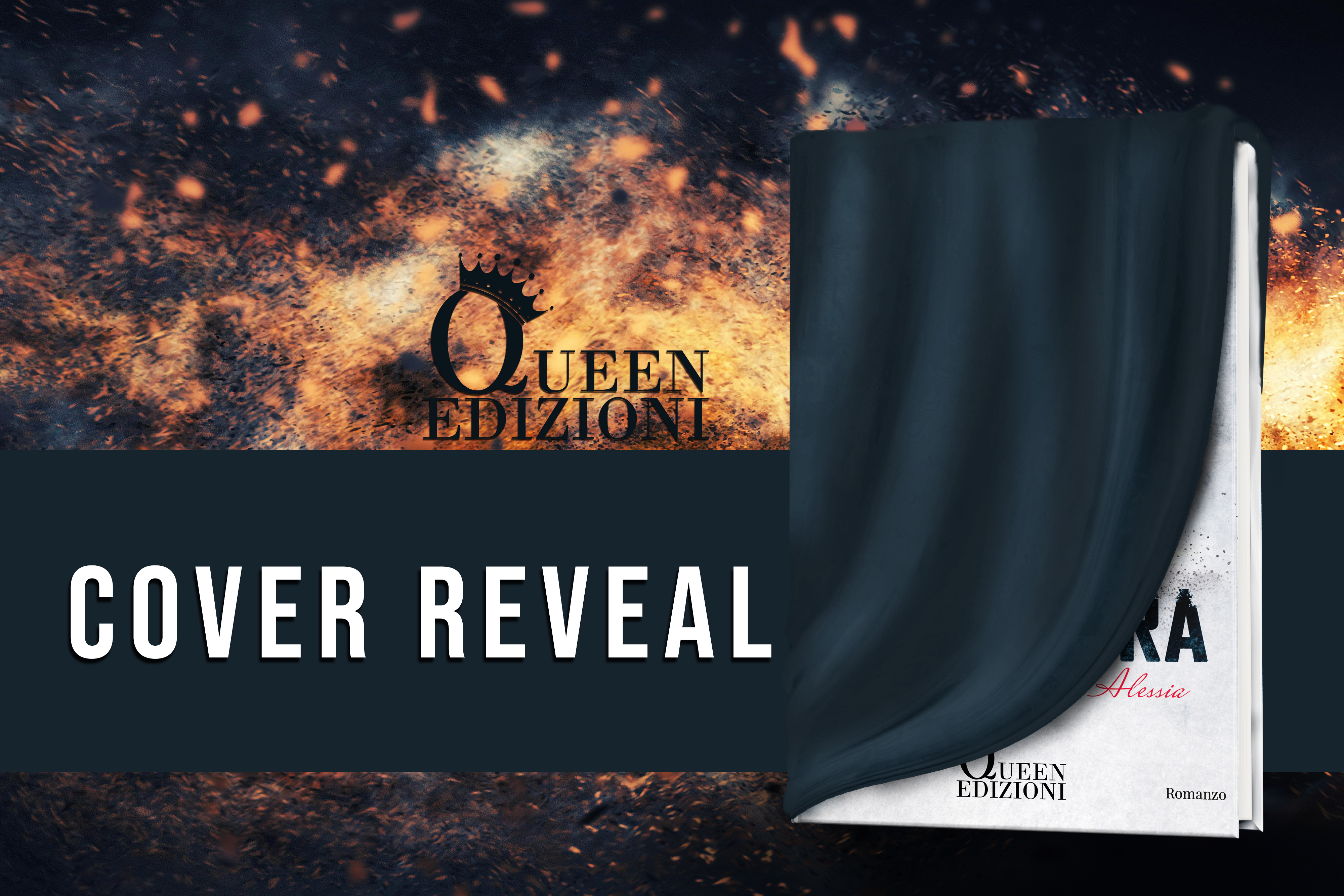 """Cover reveal,""""Sotto copertura(il cuore di Alessia)"""""""