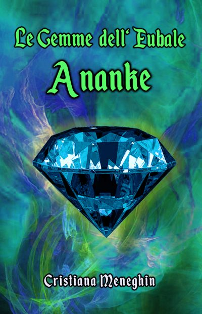 "Cover reveal, ""Ananke"""