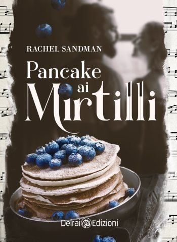 "Cover reveal, ""Pancake ai mirtilli"""