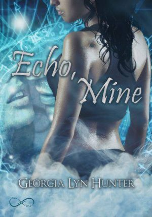 "Cover reveal,""Echo, mine"""