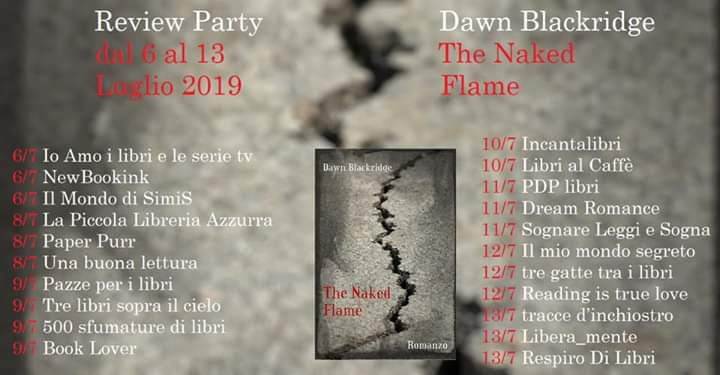 "Review Party""The Naked Flame"""