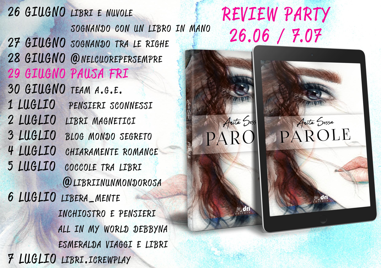"""Review party, """"Parole"""""""