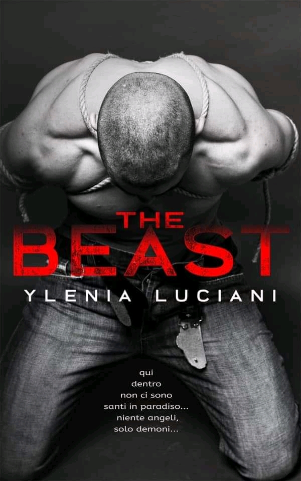 """Cover reveal, """"The Beast"""""""