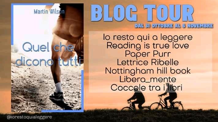 """Blog tour""""Quel che dicono tutti"""""""