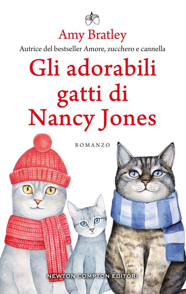"""anteprima, """"Gli adorabili gatti di Nancy Jones"""""""