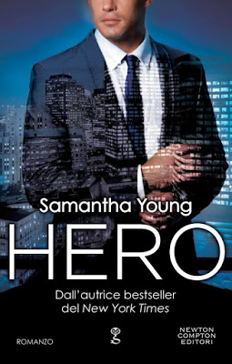 "Anteprima, ""Bad Hero"" di  Samantha Young"