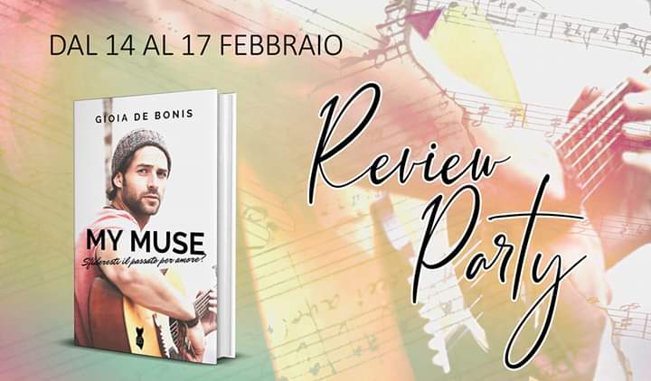 "*Review party*,"" ""My Muse"" di Gioia De Bonis[Little Black Dress]"
