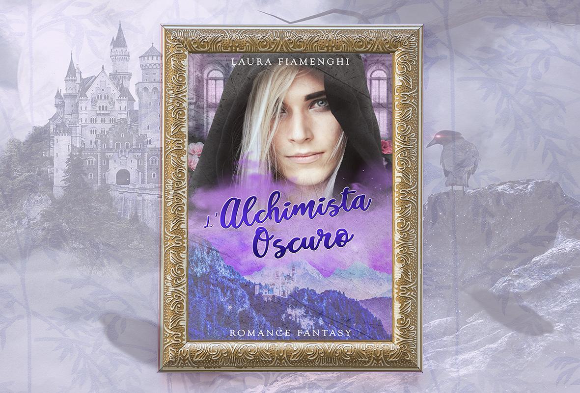 "Anteprima,""L'Alchimista Oscuro"" di Laura Fiamenghi"