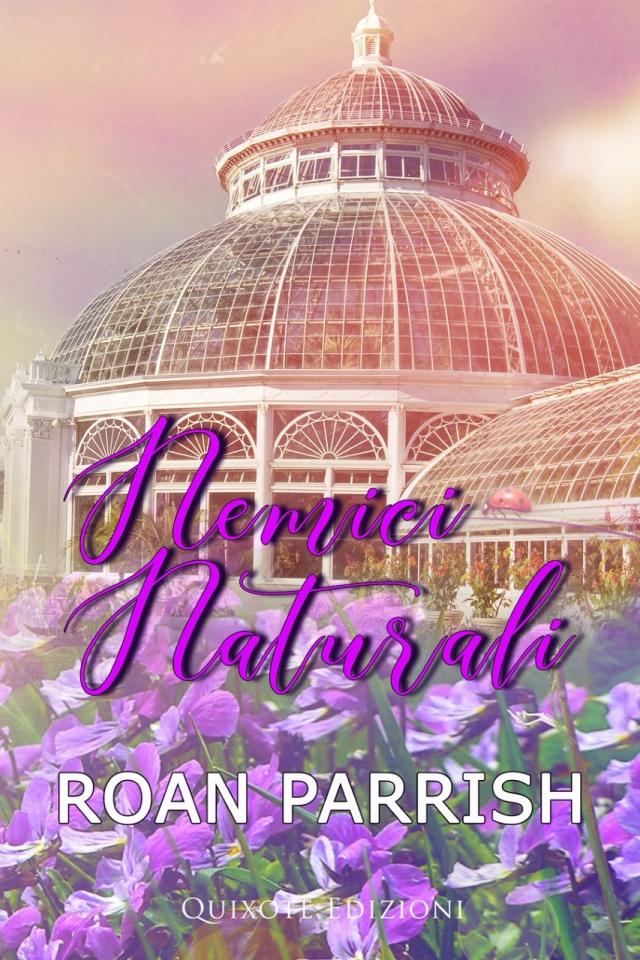 """Esce oggi,""""Nemici naturali' di  Roan Parrish"""