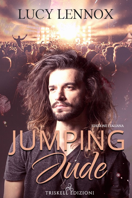 Jumping Jude (Serie Made Marian vol. 3)  di Lucy Lennox