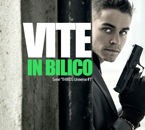 """Anteprima, """"Vite in bilico (Serie THIRDS Universe #1)"""" di Charlie Cochet"""