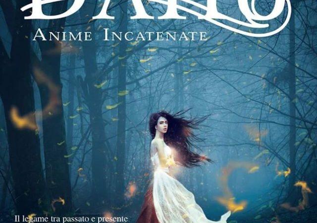 """Anteprima,  """"I figli di Danu – Anime incatenate"""" di Melissa Pratelli"""