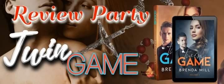 """Review party,""""Twin Game 2 quando la fede non basta"""" di Brenda Mill"""
