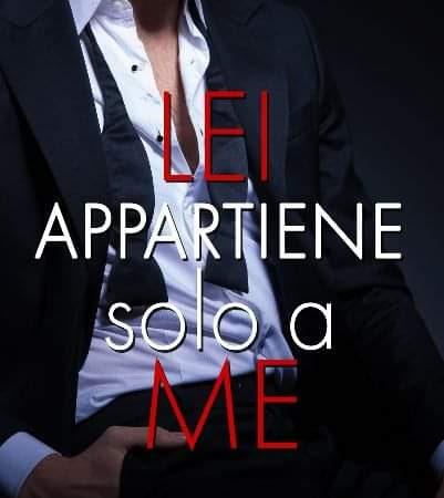 """""""Lei Appartiene solo a me"""" di Lia Carnevale"""