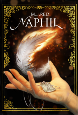 "Cover reveal, "" Naphil"" di M . J. Red"