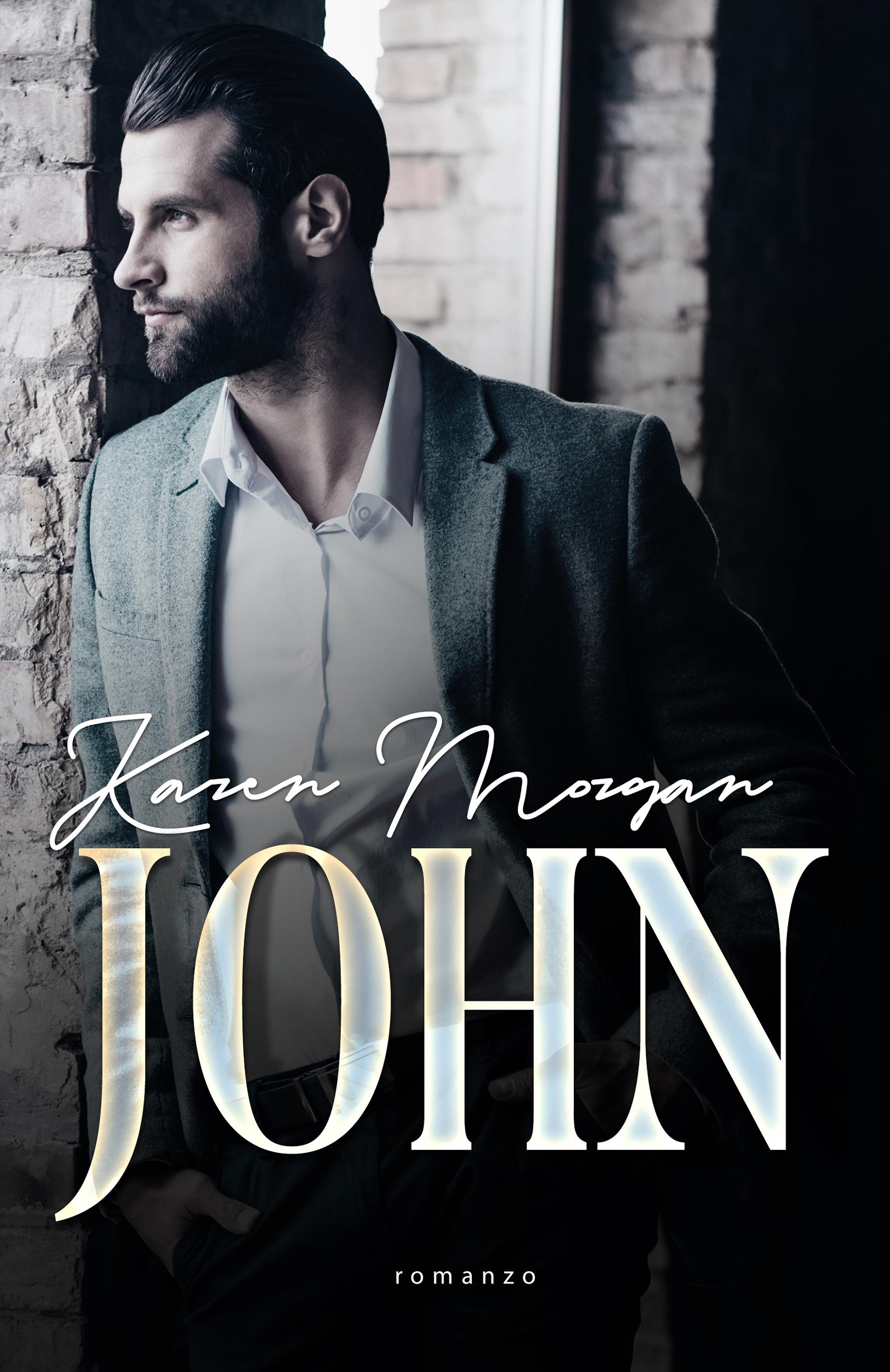 """""""John"""" di Karen Morgan"""