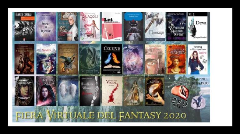 Fiera virtuale del fantasy 2020