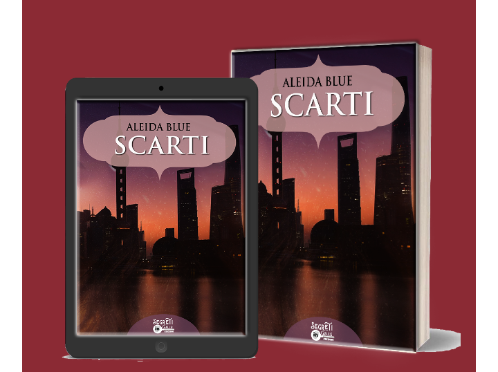 "Cover Reveal, ""Scarti"" di Aleida Blue"