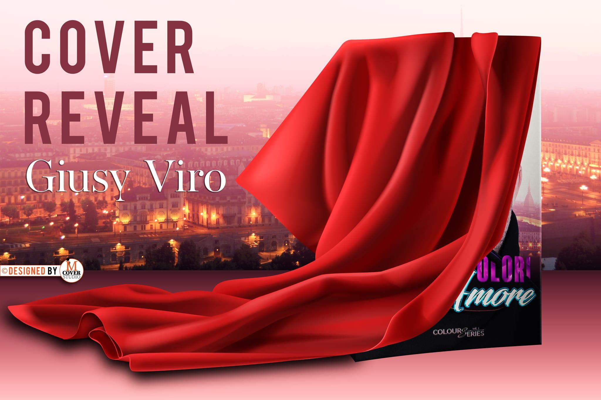 """Cover reveal, """"Tutti i colori dell'amore"""" di Giusy Viro"""