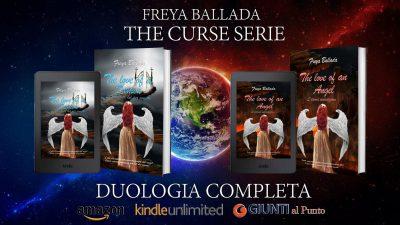 """""""The love of a Demon – La promessa del per sempre"""" di Freya Ballada."""