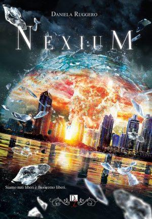 """Cover reveal, """"Nexium"""""""