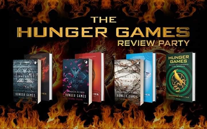 """Review party, """"La ragazza di fuoco"""" Serie Hunger Games Vol. 2"""