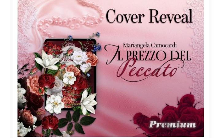 """Cover Reveal,""""Il prezzo del peccato"""" di Mariangela Camocardi"""