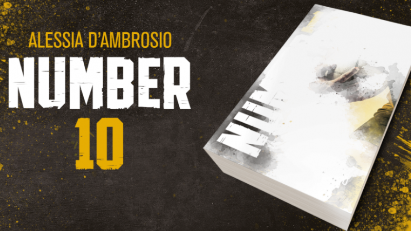 Cover Reveal, Number 10-after match#3 di Alessia d' Ambrosio