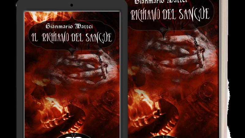 Cover reveal, Il richiamo del sangue (Van Helsing#1) di Gianmario Mattei