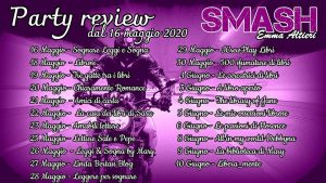 Review party, Smash di Emma Altieri