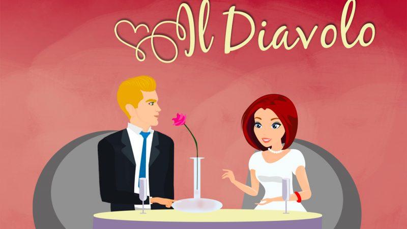 Anteprima, Appuntamento con il diavolo della SERIE: Supernatural Dating Agency Vol.2 di Andie M. Long.