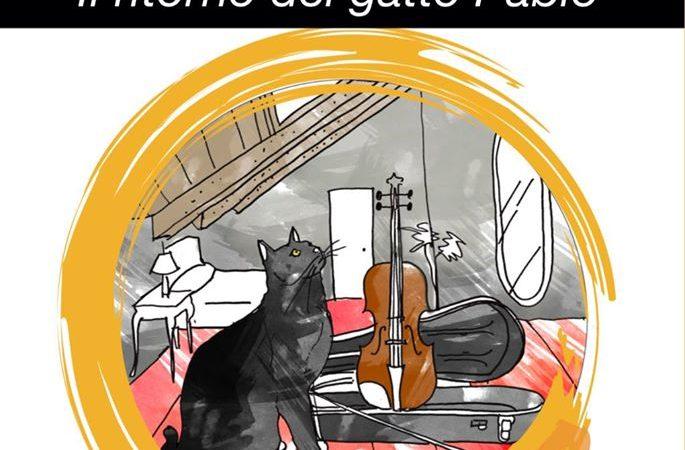 Anteprima, Controcanto Il ritorno del gatto Pablo di Sonia Sacra