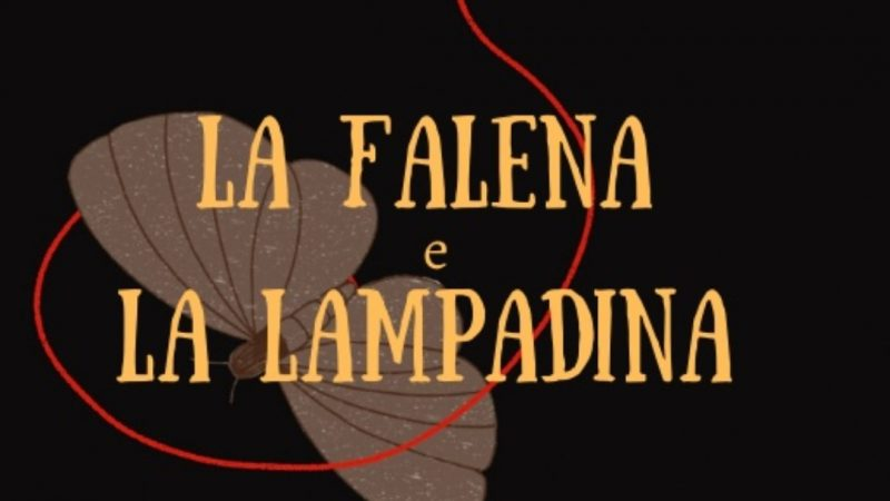 La falena e la lampadina  di Giusy Laganà