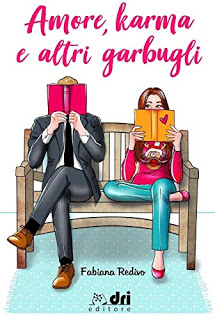 Review party, AMORE, KARMA E ALTRI GARBUGLI di Fabiana Redivo