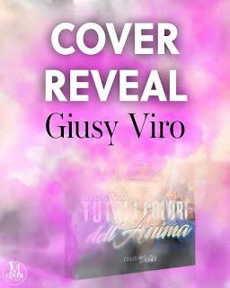 """Cover reveal """"Tutti i colori dell'anima"""", Giusy Viro"""