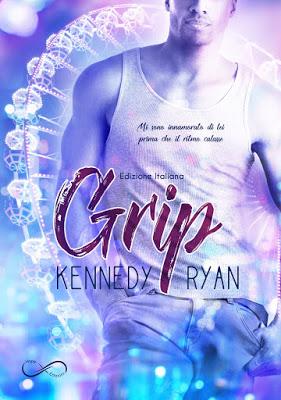 Recensione, GRIP di Kennedy Ryan (Grip Series #1)