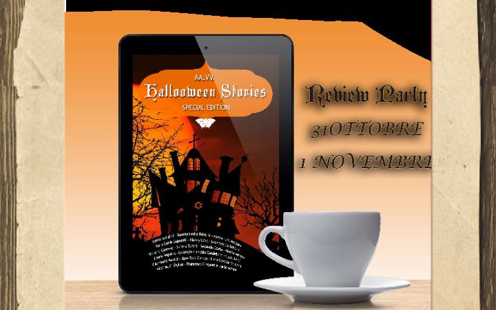 Review party, Halloween stories-special edition- della Segreti in giallo edizioni