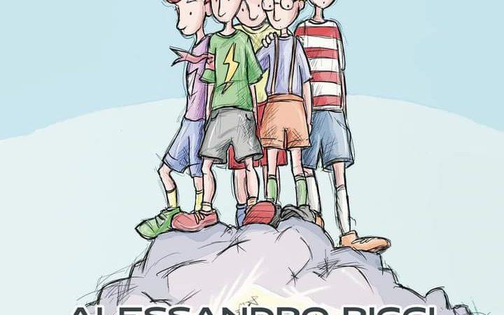 Recensione, Il giovane Achille diAlessandro Ricci con illustrazioni di Stefania Franchi