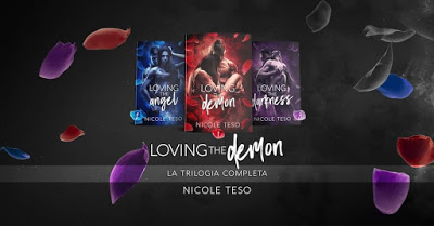 Review party, Love the darkness di Nicole Teso